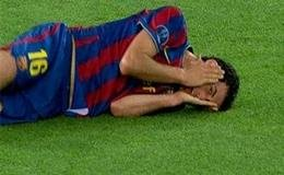 Травма колена серхио бускетса