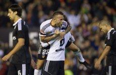 """""""Валенсия"""" - """"Реал Мадрид"""". Сила воли на """"Месталье"""""""