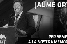Скончался бывший президент Валенсии Жауме Орти