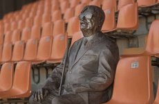 """Валенсия"" установила статую Висенте Апаритьо"