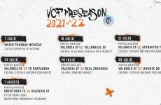Предсезонка 2021-2022
