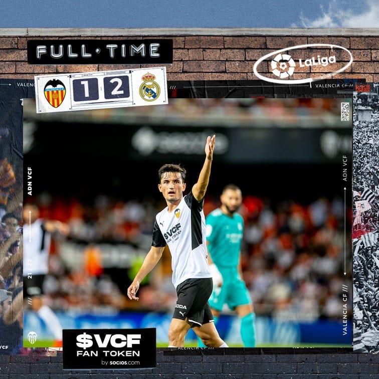 5-й тур. Валенсия 1-2 Реал Мадрид
